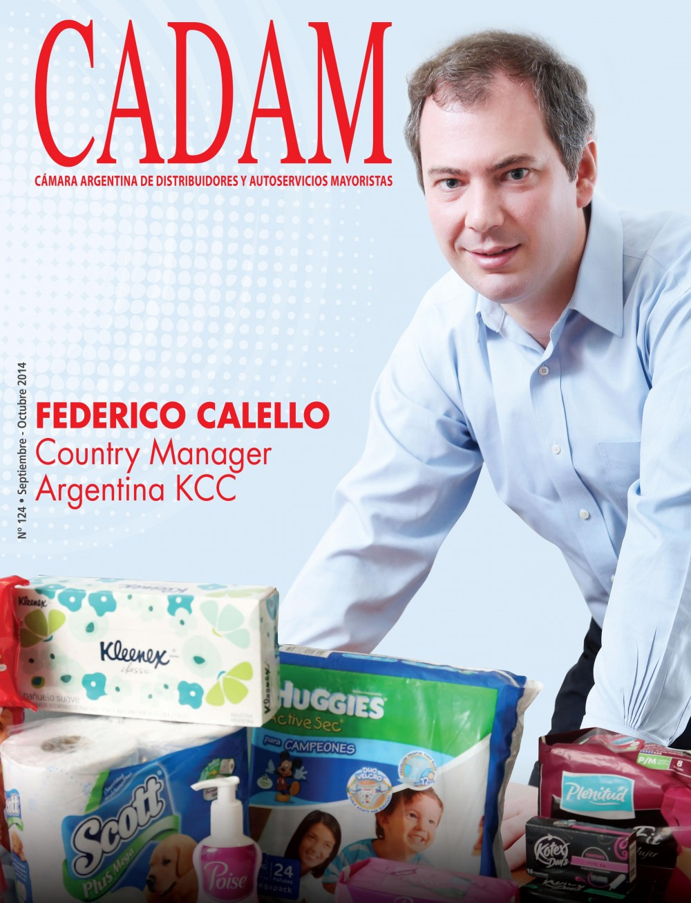 Federico Calello: Country Manager Argentina KCC