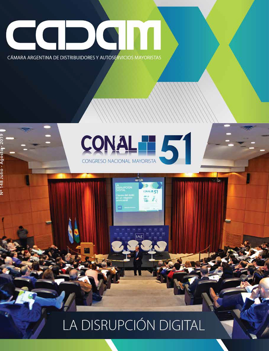 CONAL 51: La Disrupción Digital